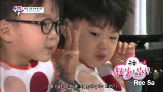 """Song Daehan's favorite song """"The Number Song"""""""