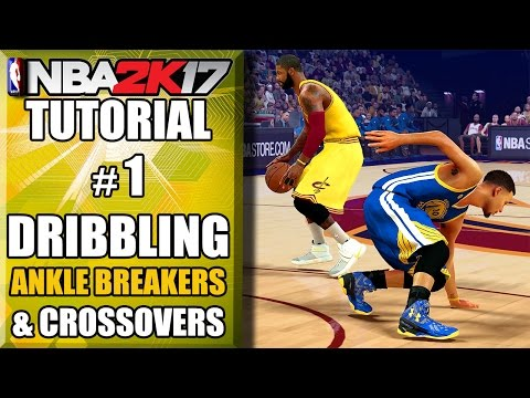 NBA 2K17 Ultimate Dribbling Tutorial - How To Do Ankle Breakers & Killer Crossovers by ShakeDown2012