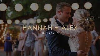 Hannah + Alex | Redding, CA