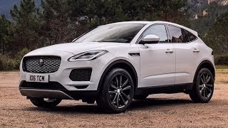 2018 Jaguar E-Pace D240 | Yulong White