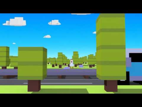 Crossy Road - Official Trailer