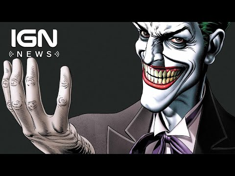 Joker Origins Film in the Works, Scorsese Possibly Attached - IGN News