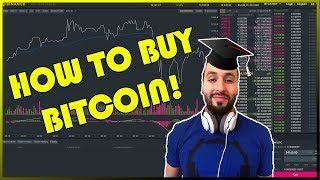 How To Buy Bitcoin!