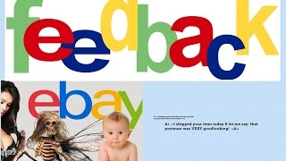 Craziest Ebay Feedback Ever Left Funny Weird Just Plain Wrong Youtube