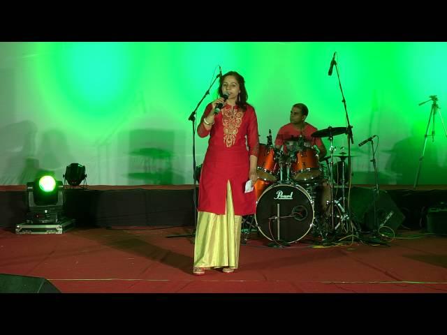 Durga Puja Bangalore, 2016 | Kohal Band | Jiya Lage Na (Cover)
