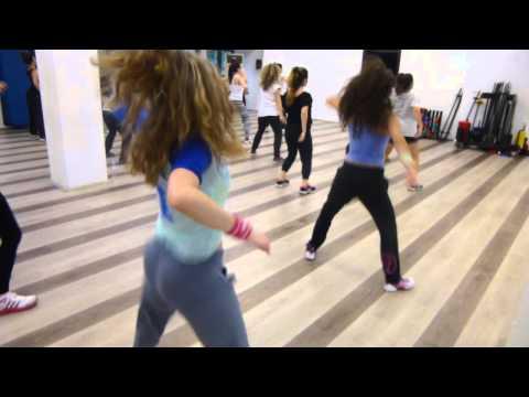 Tranquila-J Balvin -Zumba fitness
