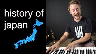 Musician Explains History of Japan by Bill Wurtz