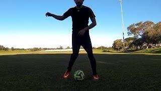 Dribble like neymar - improve your ball control and skills