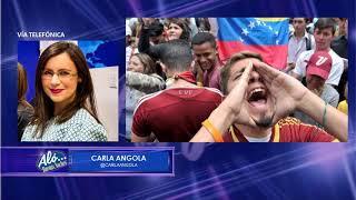 Fuente de la Casa Blanca: Maduro debe temer a EEUU - Aló Buenas Noches - 03/22/2019 Seg 1