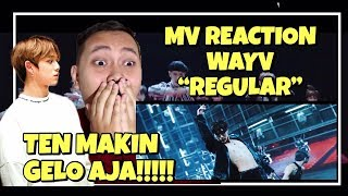 "MV REACTION #55 - WayV ""REGULAR"""
