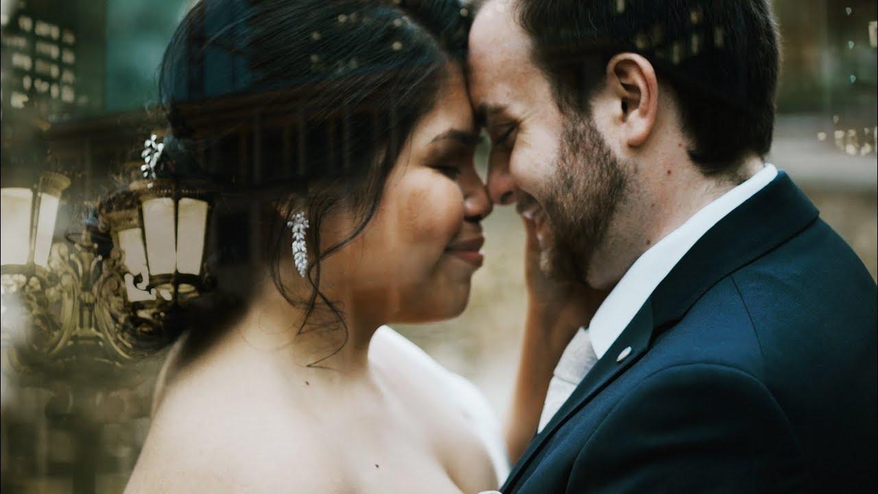 Cherryl & Aitor | Destination Wedding in Frankfurt Germany