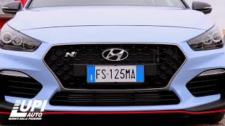 VIDEO PROVA HYUNDAI i30N Performance by Lupi Auto Pistoia