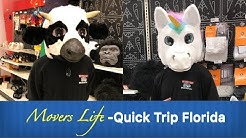 Movers Life -Quick Trip To Florida