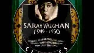 GONE WITH THE WIND (Tribute to Sarah Vaughan, allowed) YouTube Videos