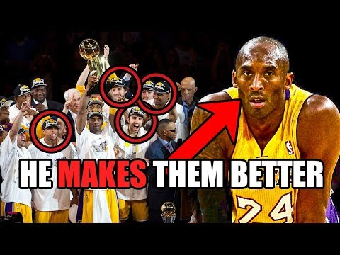Why Kobe Bryant Is A GREAT Teammate In The NBA (Ft. LeBron James, Lakers & Trash Talk)