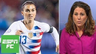 Reacting to USWNT draw for 2019 World Cup   FIFA
