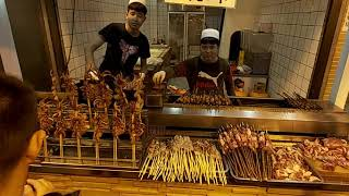 XI'AN CHINA STREET FOOD TODAY LAWRENCE MAST