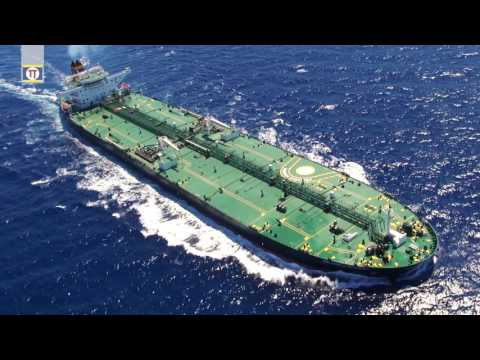"""Tanker ship """"Reliable Warrior"""""""