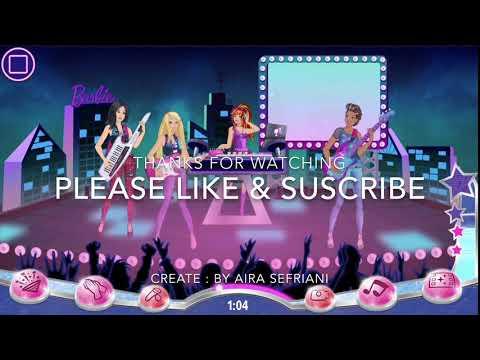 Lagu anak putri impian versi barbie superstar