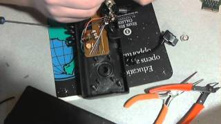 How to fix your Vectrex controller joystick, or simple repair for your Vectrex controller joy stick.