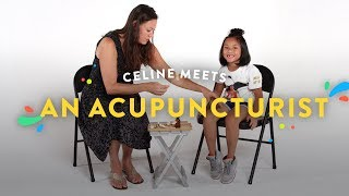 Kids Meet an Acupuncturist (Celine) | Kids Meet | HiHo Kids