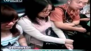 留园网6park.com 上海地铁色狼偷摸女性被拍
