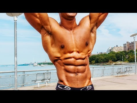 TOP 10 ABDOMINAL EXERCISES | How To Get Six Pack Abs