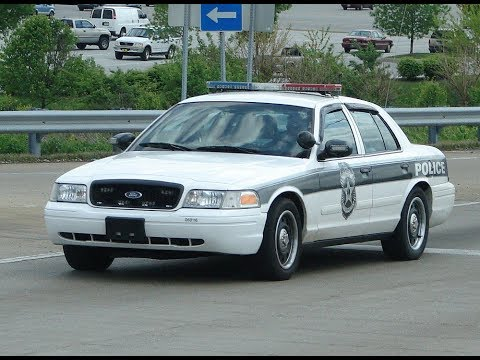 Indianapolis Metropolitan Police Cars Then and Now