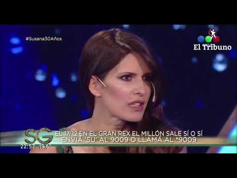 Urtubey y Macedo en el programa de Susana Giménez thumbnail