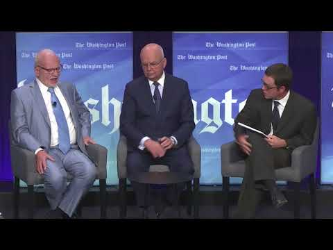 Michael Hayden, Richard Clarke on greatest cyberthreats faci