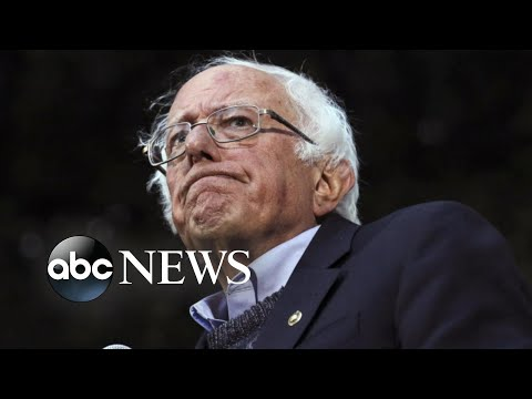 Bernie Sanders' health scare puts campaign on hold l ABC News thumbnail