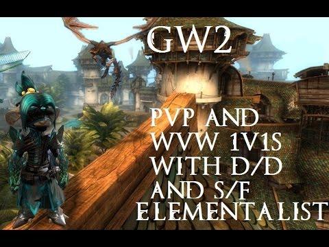 Guild Wars 2 - Elementalist S/F Fresh Air Duels & Roami...   Doovi