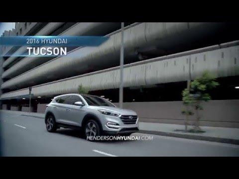 2016 Hyundai Tucson: Technology Features | Henderson Hyundai