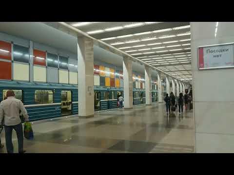 Как доехать до внуково общественным транспортом от метро саларьево