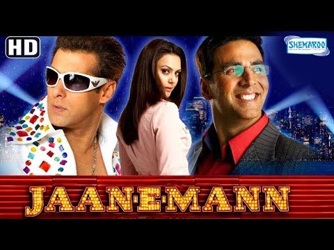 Jaan-E-Mann (HD) - Salman Khan - Akshay Kumar - Preity Zinta- Superhit Hindi Movie With Eng Subtitle thumbnail
