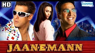 Jaan-E-Mann (HD & Eng Subs) Superhit Hindi Movie & Songs - Salman Khan - Akshay Kumar - Preity Zinta