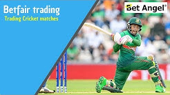 Betfair Cricket Tips: Trading the Cricket World Cup 2019
