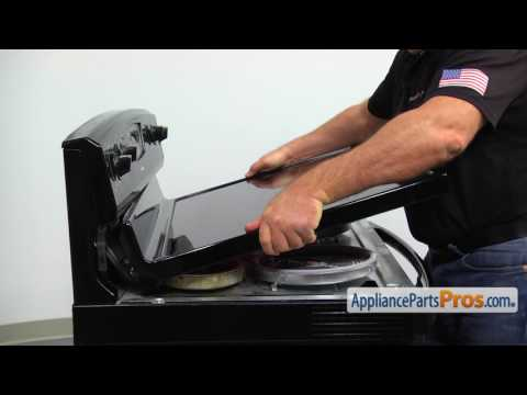 Range Cooktop Assembly (part #W10245805) - How To Replace