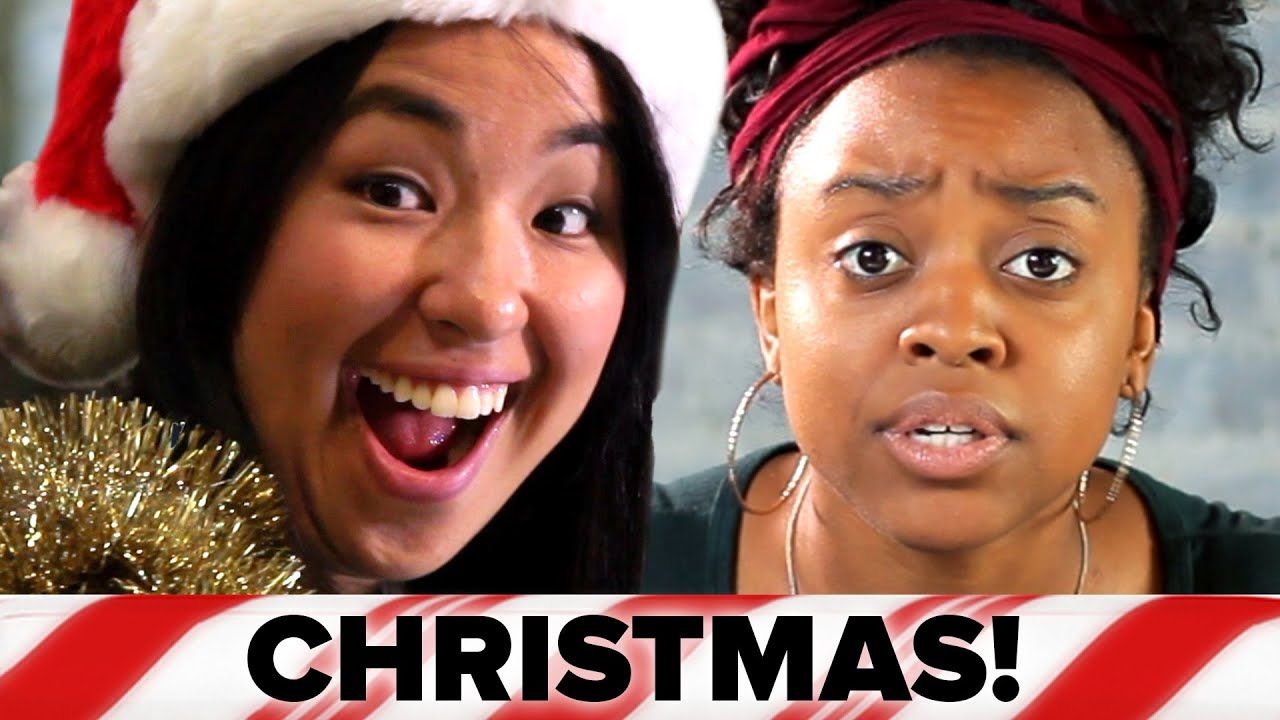 For Your Friend Who Is Too Excited For Christmas - YouTube