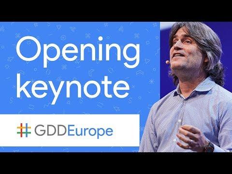 Opening Keynote (GDD Europe '17)