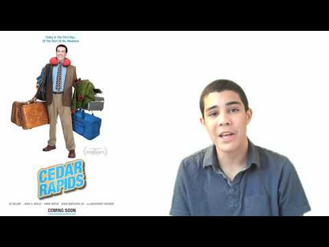 Cedar Rapids Movie Review