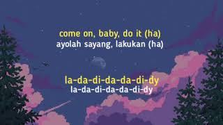 Hello everyone ✨ the black eyed peas - pump it ( tik tok version)   lyrics terjemahan indonesia __________________________terima kasih yang sudah nonton dan ...
