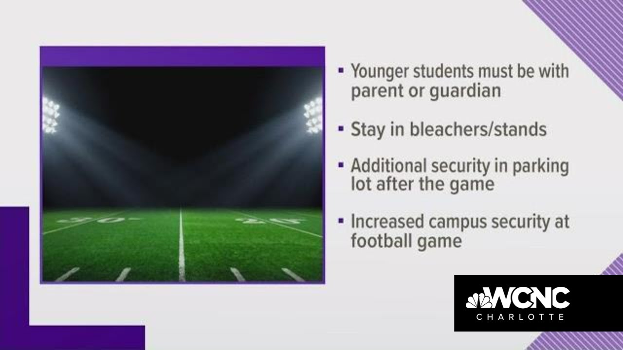 CMS adds security to soccer games following school threats – WCNC