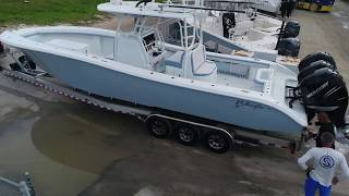Ameratrail Custom Trailers | This Thing Is Built Right | Into The Blue (2018)