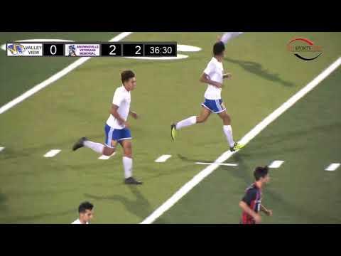 Valley View VS Brownsville Veterans Memorial Men's Soccer Game