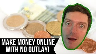 Make money online with no outlay - merch by amazon!