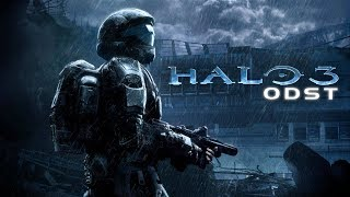 Halo 3 ODST • Halo MCC 4K UHD Starting Block Gameplay • Xbox One X