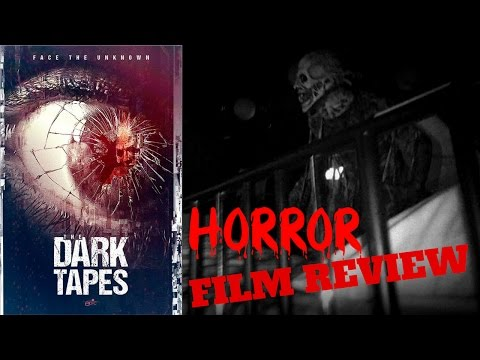 The Dark Tapes Found Footage Movie Review!!!
