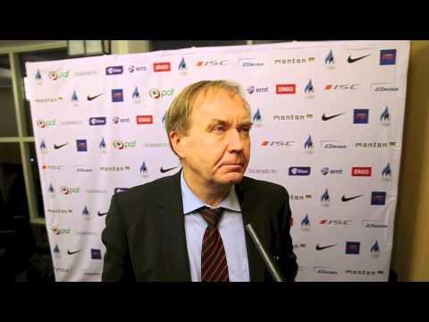 EOK asepresident Toomas Tõnise rääkis Eesti Spordi Kongressi õnnestumisest