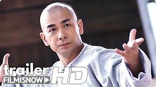 WARRIORS OF THE NATION (2020) Trailer   Vincent Zhao Martial Arts Action Movie